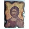 Ikona Ježíše Krista (Antický styl)