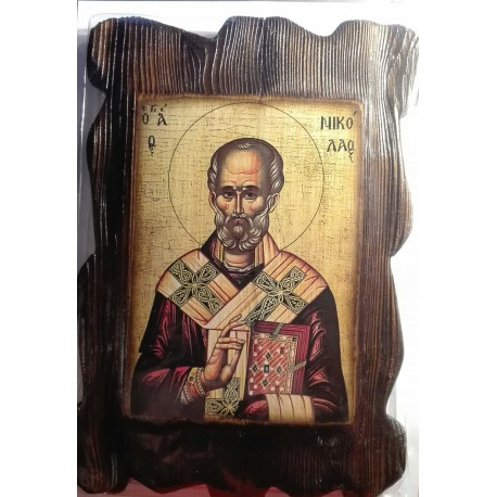 Ikona sv. Mikuláše (divotvůrce)