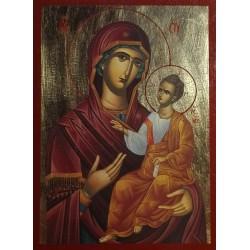Ikona Panny Marie Naděje všech věřících | Η Ελπίς των απελπισμένων