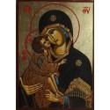 Pana Maria z Donu (ikona na plátně)