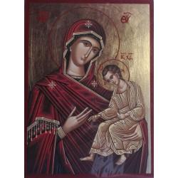 Ikona Panny Marie Milostiplné