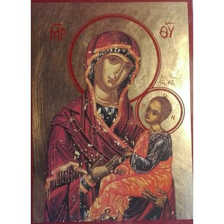 Ikona Panny Marie Radost truchlících