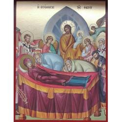 Ikona Zesnutí Panny Marie
