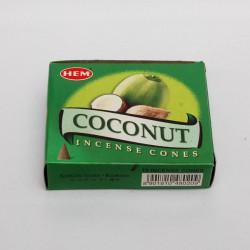 Vonný františek - Kokos