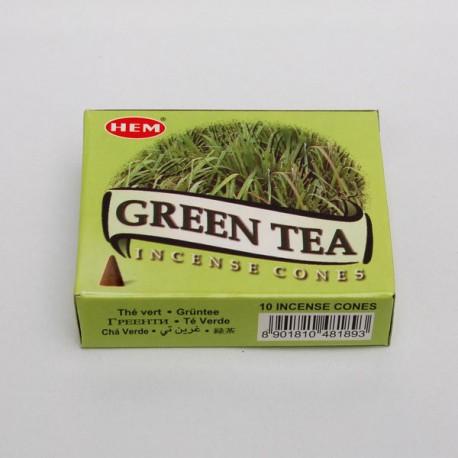 Vonný františek - Zelený čaj