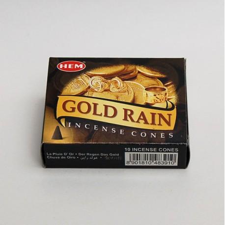 Vonný františek - Zlatý déšť
