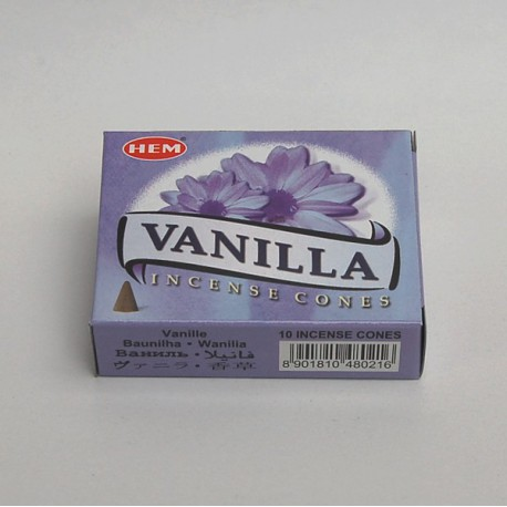 Vonný františek - Vanilka