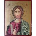 Ikona žehnajícího Krista IC XC