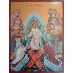 Ikona Sestoupení Krista do říše smrti