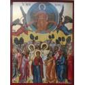 Ikona nanebevstoupení Páně
