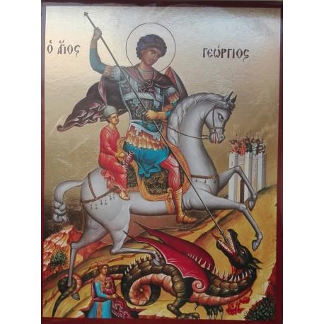 Ikona sv. Jiří