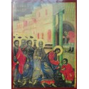 Ježíš uzdravuje slepého od narození