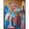 Uvedení přesvaté Bohorodice do chrámu
