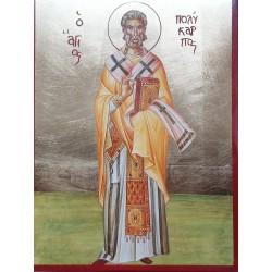 Svatý Polykarp ze Smyrny
