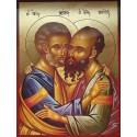 Svatý apoštol Pavel a Petr