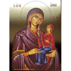 Svatá Anna s Pannou Marii