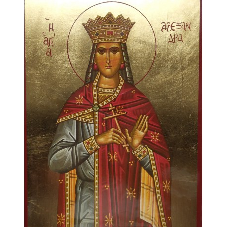 Svatá Alexandra Římská
