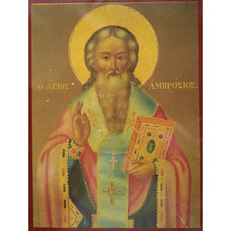 Svatý Ambrož