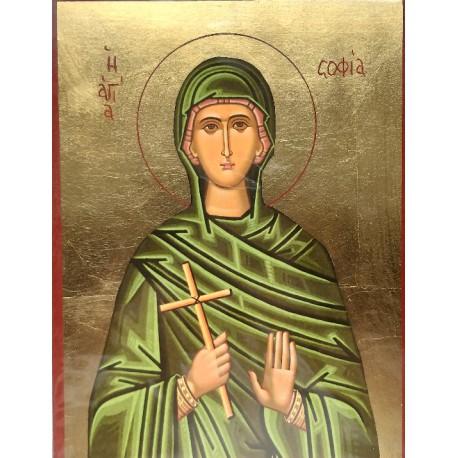 Ikona Svaté Sofie