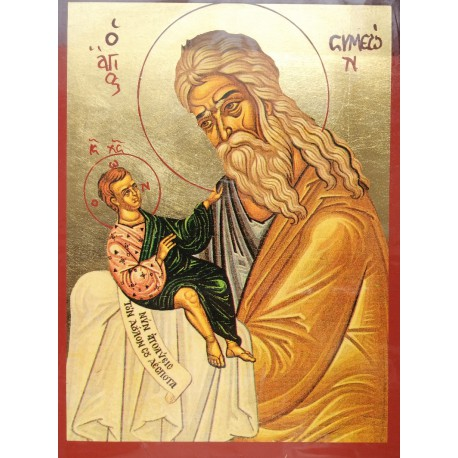 Ikona sv. Simeona