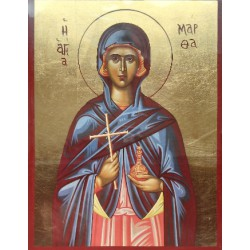 Ikona Svaté Marty