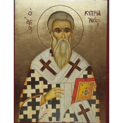Ikona sv. Cypriána mučedníka