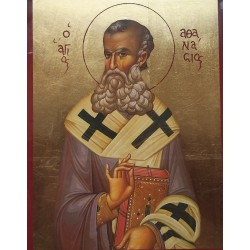 Ikona Svatého Athanasia