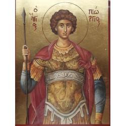 Ikona Svatého Jiří