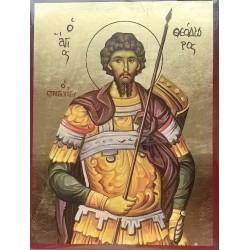 Ikona Svatého Teodora Týrského
