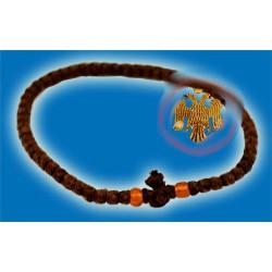 Modlitební  náramek z voskované nitě