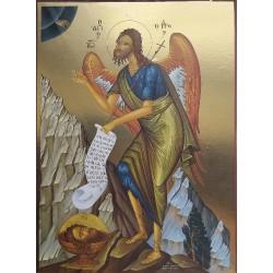 Ikona sv. Jana Křtitele