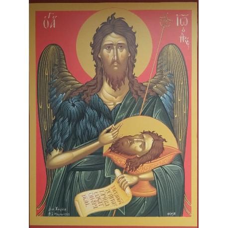Jan Křtitel - Kristův svědek