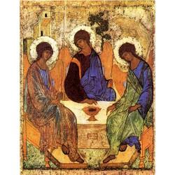 Ikona Nejsvětější Trojice