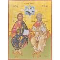 Ikona Svaté Trojice (II)