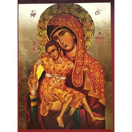 Ikona přesvaté Bohorodice zvaná Kykkotissa