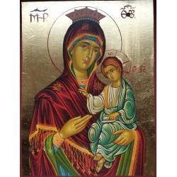 Ikona svaté Bohorodice zvaná Gorgoypekoos