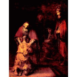 Ikona - Návrat ztraceného syna