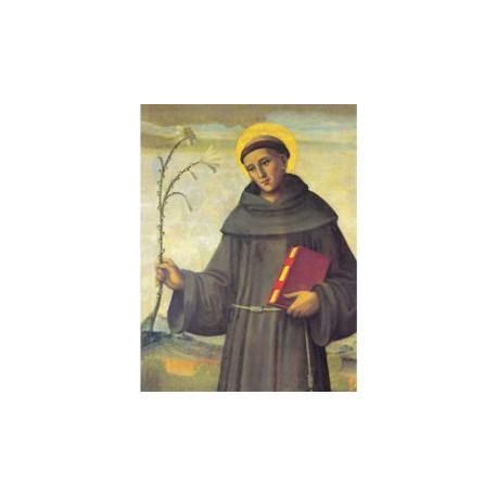 Ikona svatého Antonína z Padovy