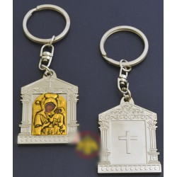Klíčenka s Bohorodicí a Kristem I.