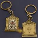 Klíčenka s Bohorodicí a Kristem II.