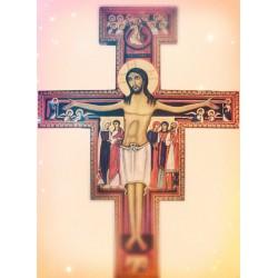 Kříž sv. Františka (velký formát)