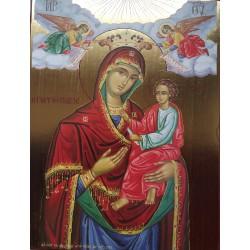 Panna Maria rychle naslouchající (Panagia Gorgoepikoos)