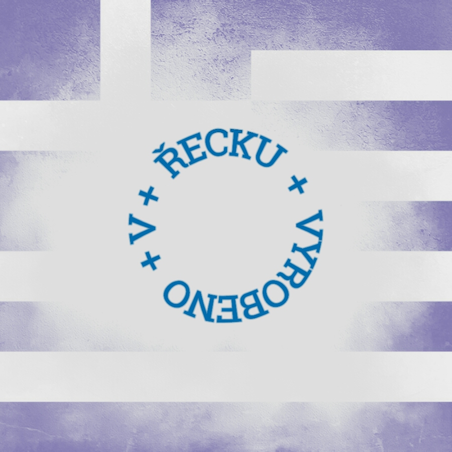 Vyrobeno v Řecku