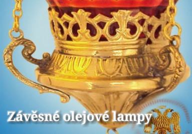 Závěsné olejové lampy